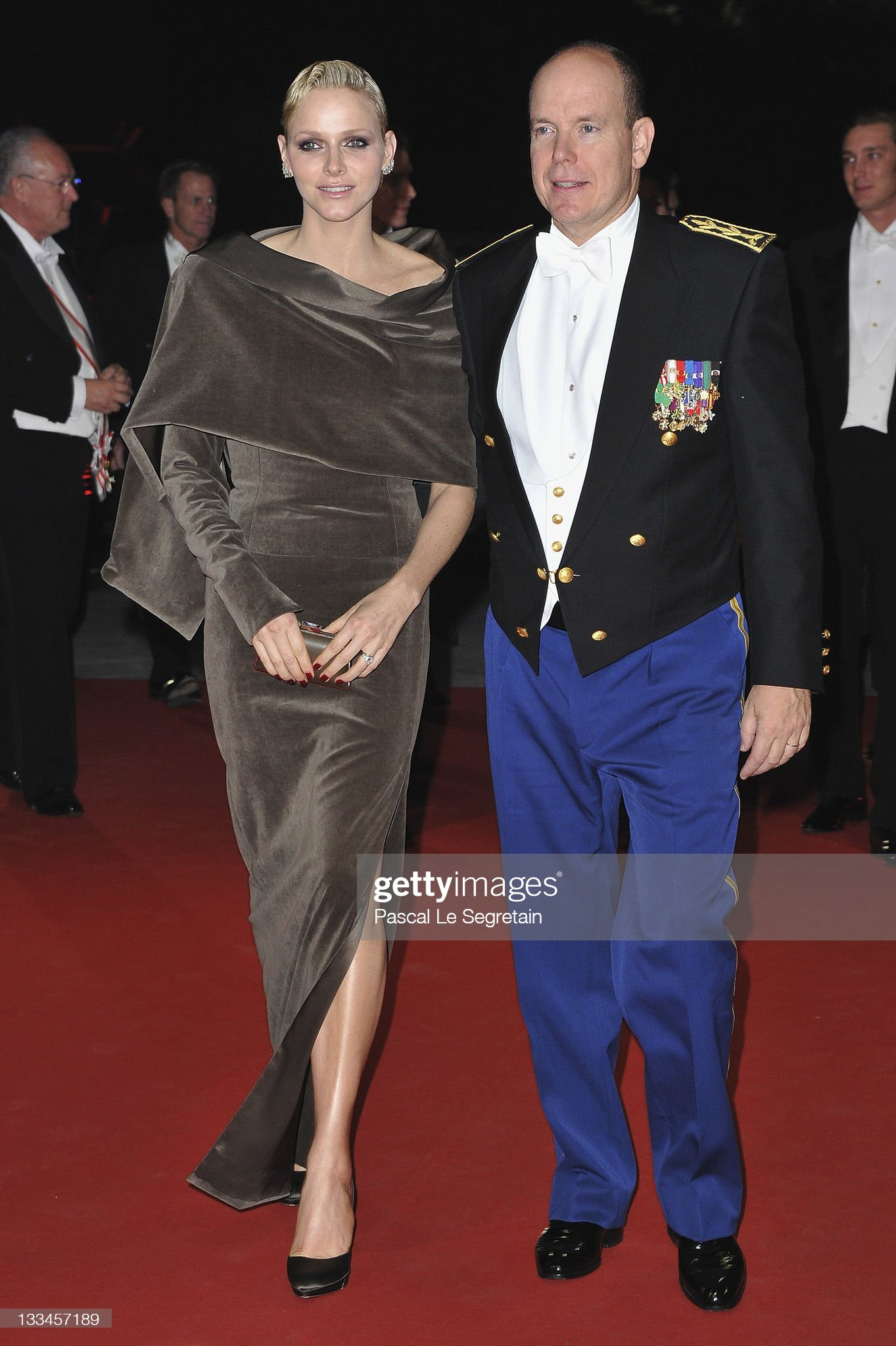 Monaco National Day 2011 - Gala Evening : News Photo