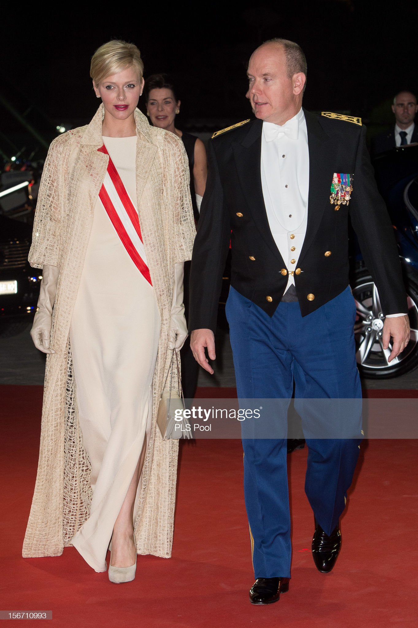 Monaco National Day 2012 - Gala Evening : News Photo