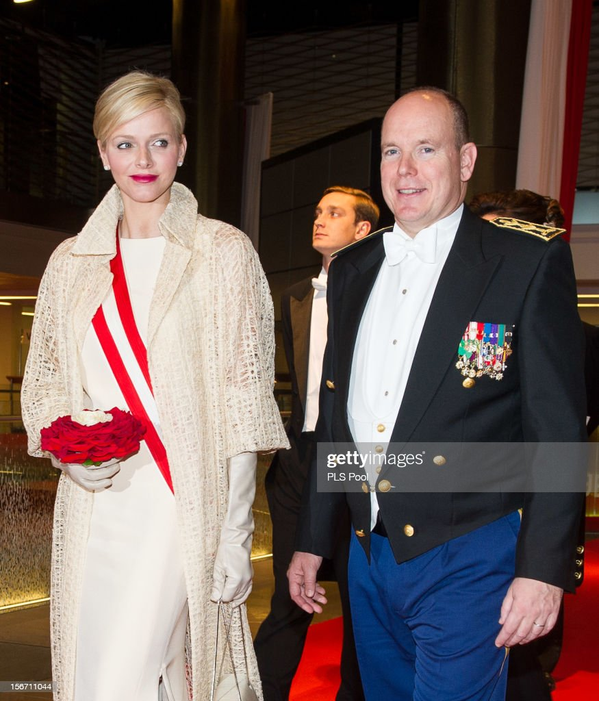 Monaco National Day 2012 - Gala Evening : News Photo