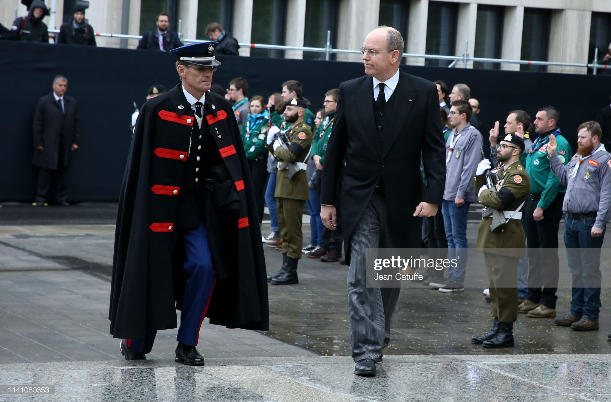 Похороны Великого Герцога Жана https://media.gettyimages.com/photos/prince-albert-ii-of-monaco-arrives-for-the-funeral-of-grand-duke-jean-picture-id1141080353?s=2048x2048