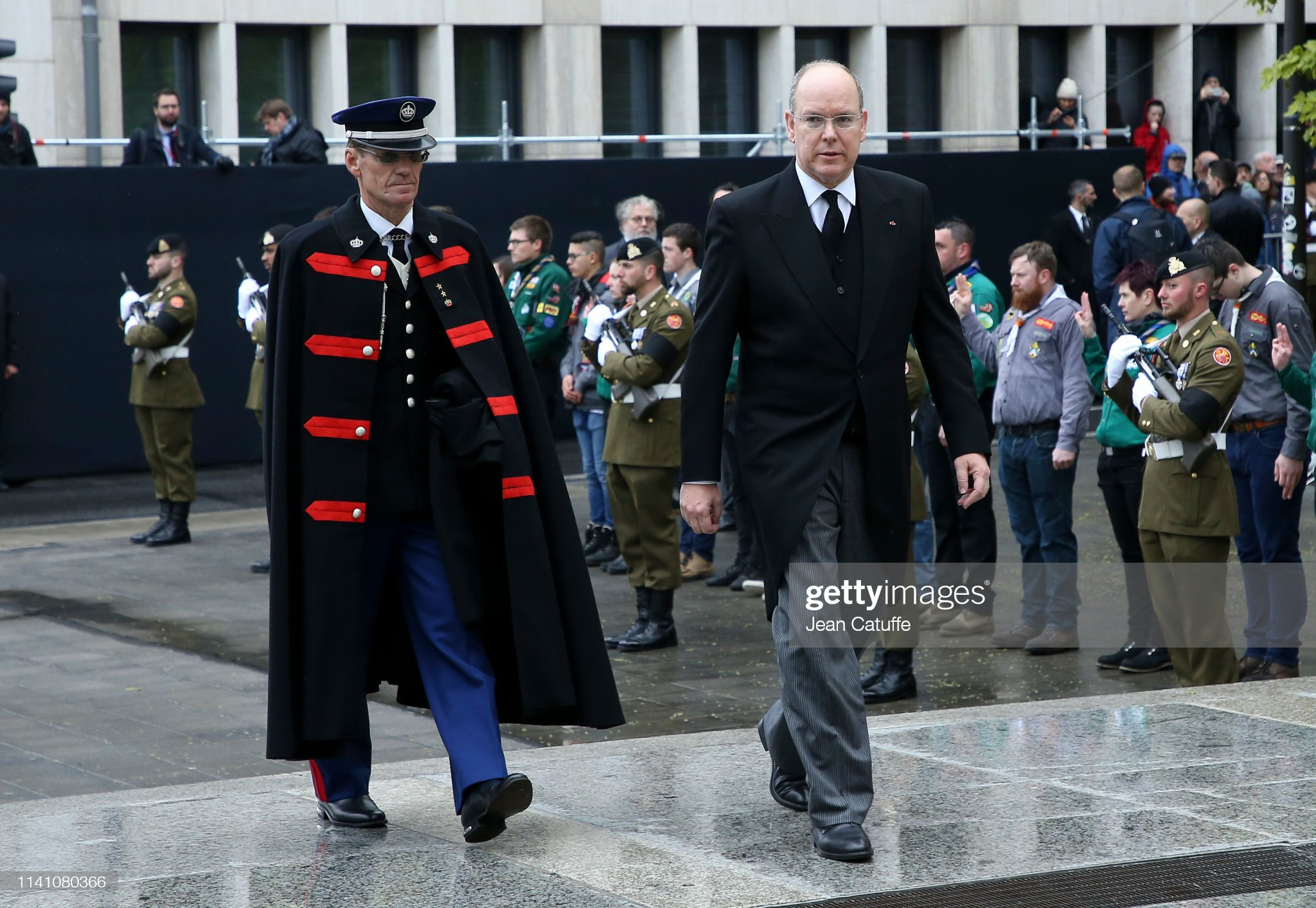 Похороны Великого Герцога Жана https://media.gettyimages.com/photos/prince-albert-ii-of-monaco-arrives-for-the-funeral-of-grand-duke-jean-picture-id1141080366?s=2048x2048