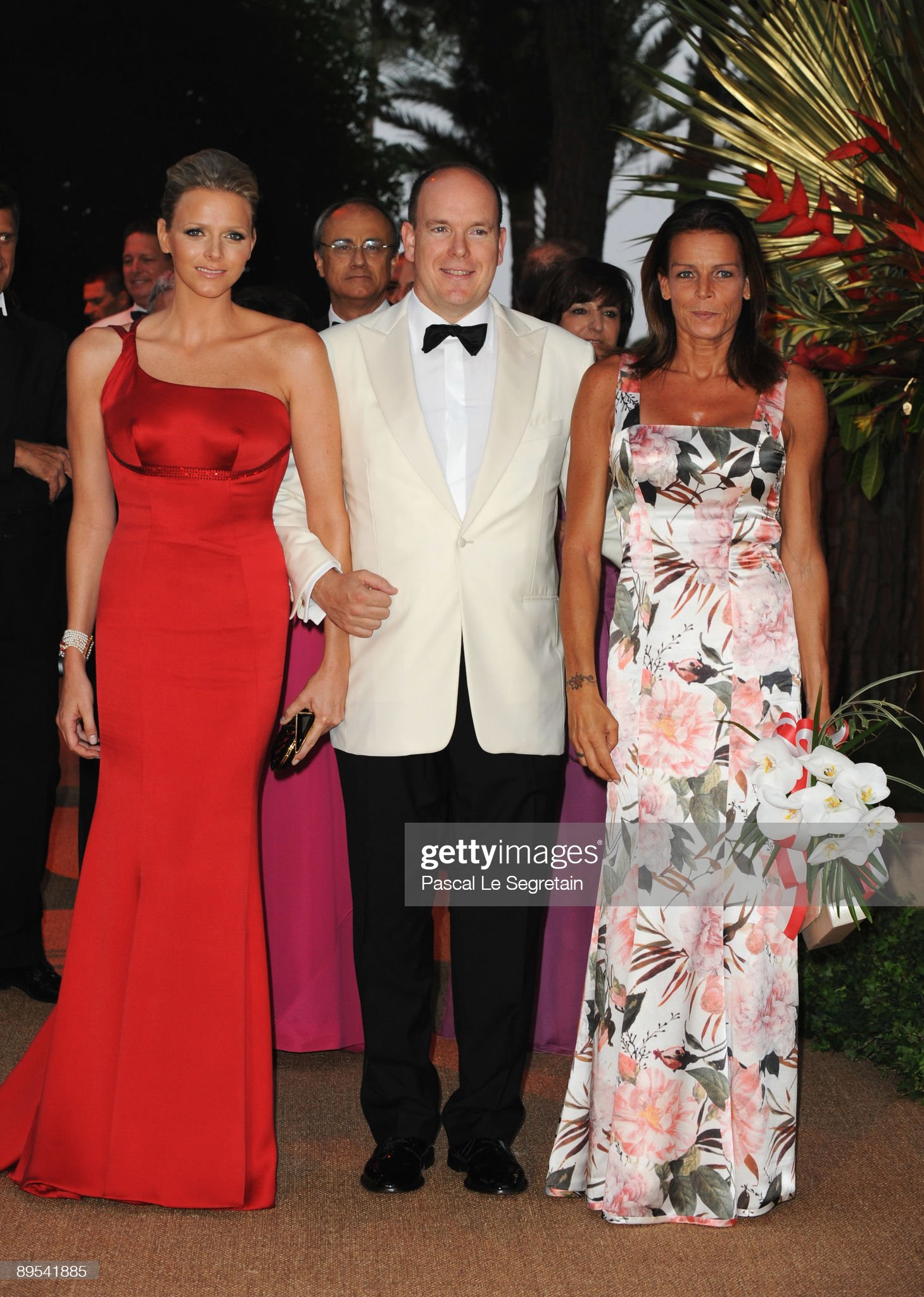 61st Red Cross Ball In Monte Carlo : News Photo