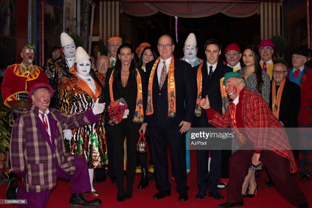 43rd International Circus Festival In Monte-Carlo : Day One : News Photo
