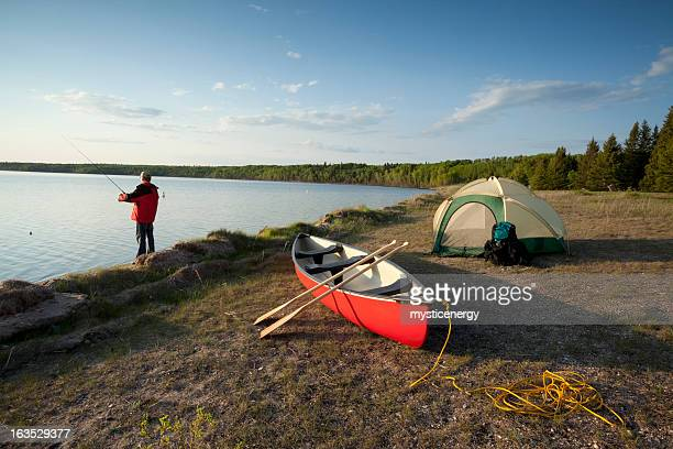 prince albert national park - lakeshore stock pictures, royalty-free photos & images