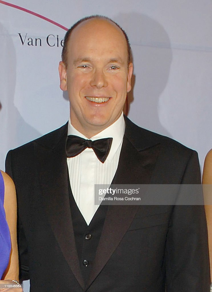 Prince Albert of Monaco attends the 25th Anniversary Princess Grace Awards Gala at Sotheby's on October 25th, 2007 in New York City, New York.
