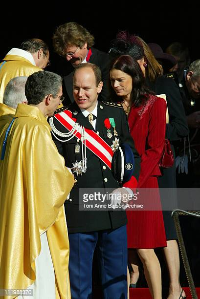 HSH Prince Albert of Monaco HSH Princess Caroline of Hanover Prince of Hanover HSH Princess Stephanie of Monaco