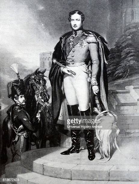 Prince Albert of SaxeCoburg and Gotha 26 August 1819 – 14 December 1861 husband of Queen Victoria of the United Kingdom of Great Britain and Ireland