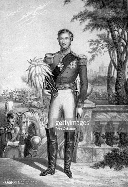 Prince Albert of SaxeCoburg and Gotha husband and consort of Queen Victoria c18401861 Prince Albert married his first cousin Queen Victoria in 1840...