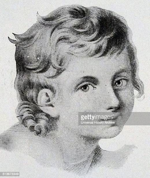 Prince Albert of SaxeCoburg and Gotha later Prince Consort aged four husband of Queen Victoria of the United Kingdom