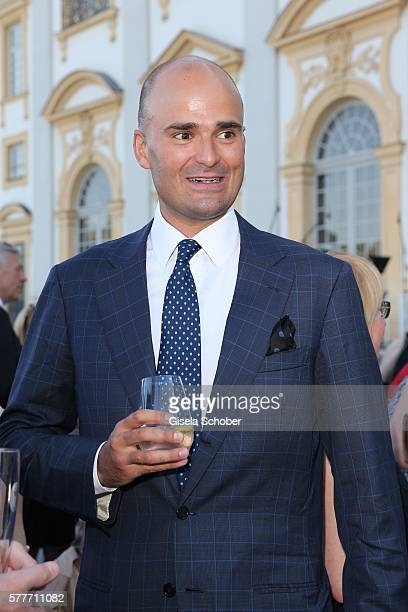 Prince Albert von Thurn und Taxis during the Summer Reception of the Bavarian State Parliament at Schleissheim Palace on July 19 2016 in Munich...