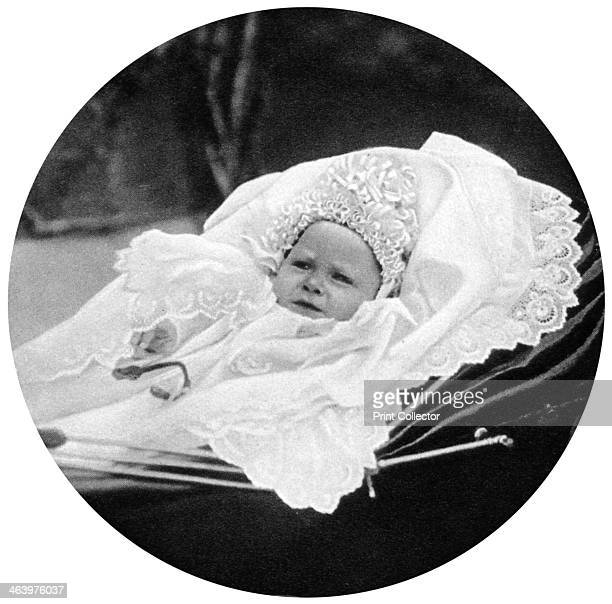 Prince Albert Windsor at age one c1896 George VI as a baby A photograph from the Illustrated London News Coronation Record Number