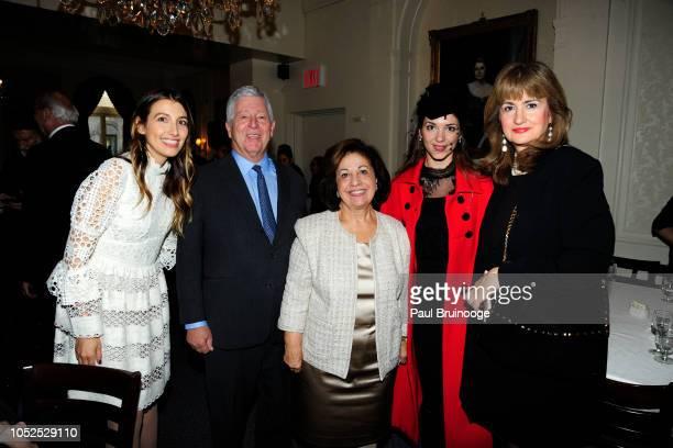 Prince Alexander of Serbia Princess Katherine of Serbia Jelena Kozjak and Dragana Djuknic attend Lifeline New York Hosts Annual Benefit Luncheon At...