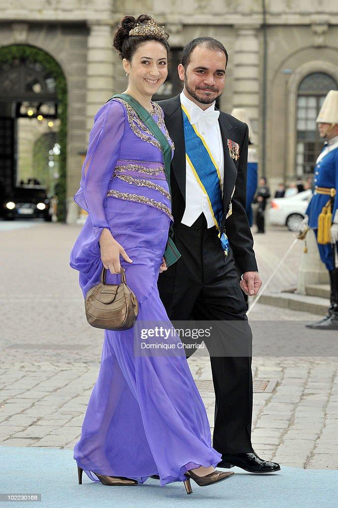 Wedding Of Swedish Crown Princess Victoria & Daniel Westling - Arrivals : Nieuwsfoto's