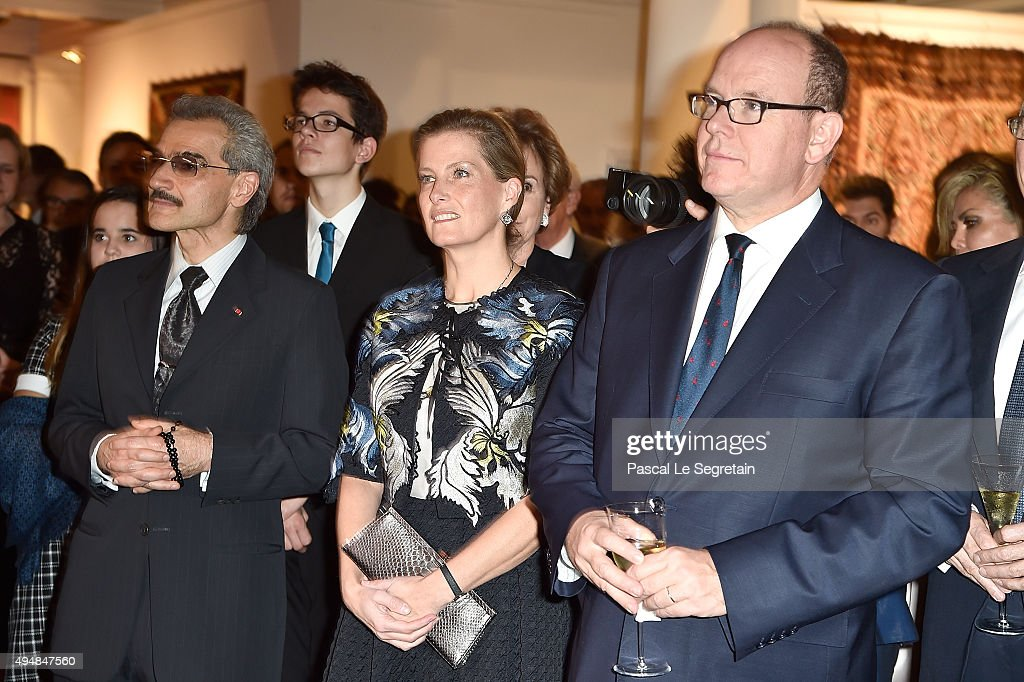 Prince Albert II of Monaco Foundation Dinner In Honour Of Winston Churchill : News Photo