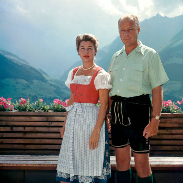 Tyrolean Dress