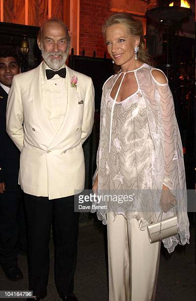 Prince And Princess Michael Of Kent Annabels Celebrates It's 40th Birthday And The Renovation By Owners Mark Burley's Daughter India