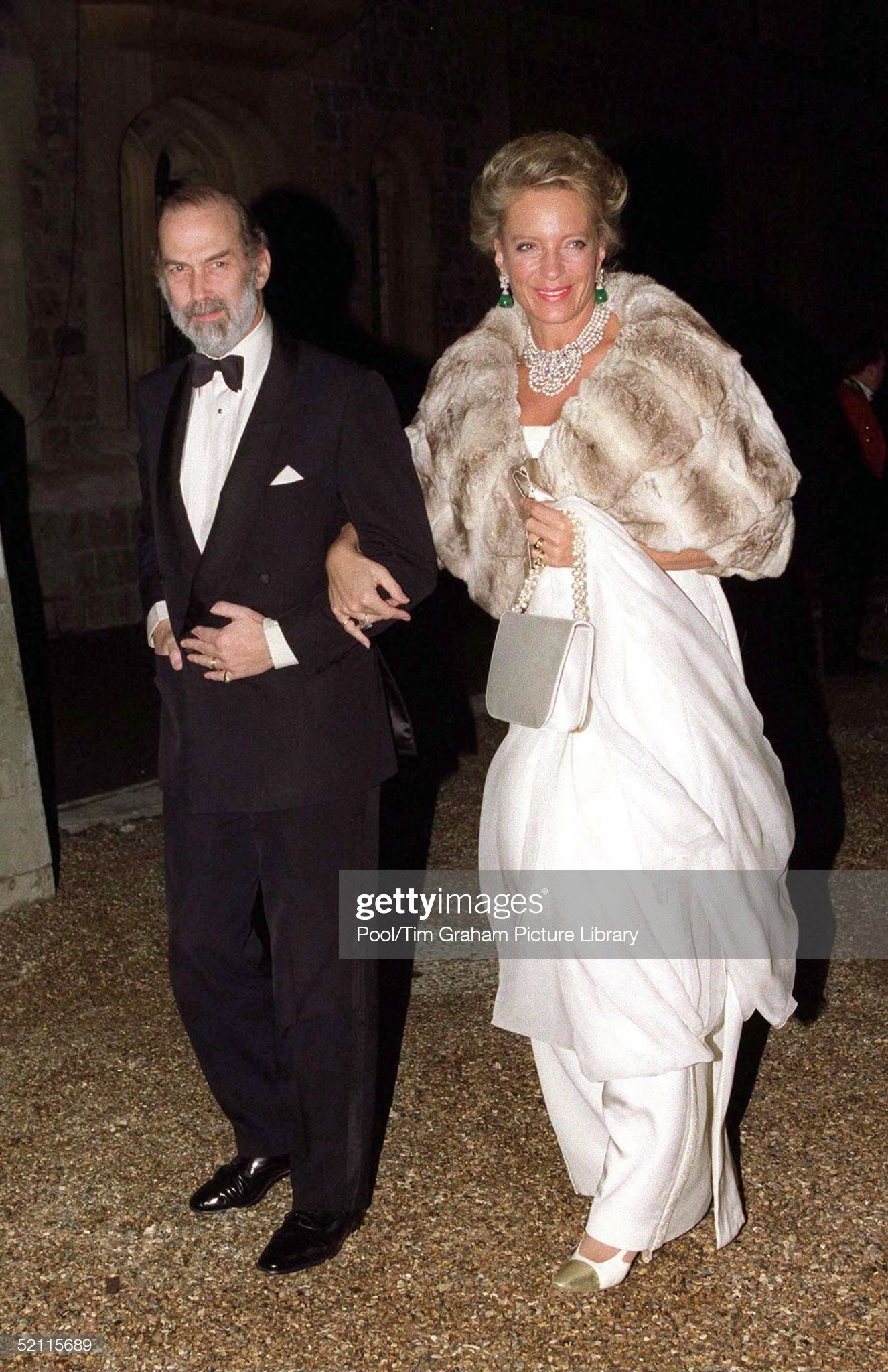 Prince And Princess Michael Of Kent : News Photo
