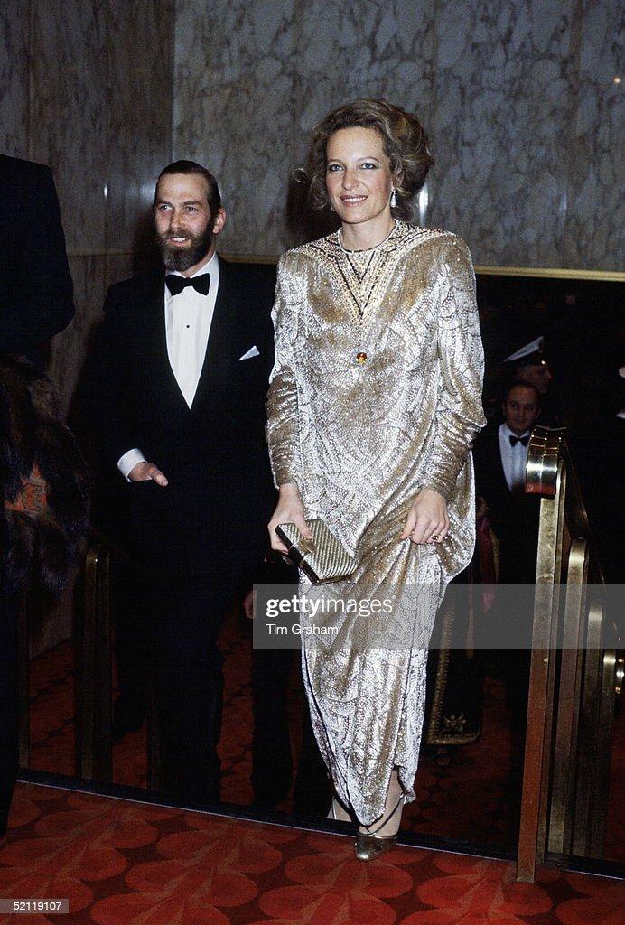 Prince And Princess Michael Of Kent : News Photo