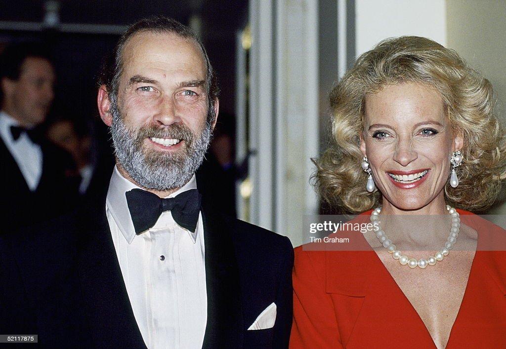 Priince And Princess Michael Of Kent : News Photo