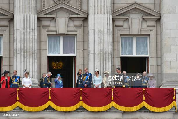 Prince and Princess Michael of Kent Prince Edward Earl of Wessex Sophie Countess of Wessex Prince Charles Prince of Wales Prince Andrew Duke of York...