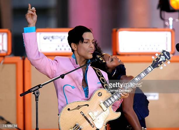 Prince and Tamar at the Bryant Park in New York City New York