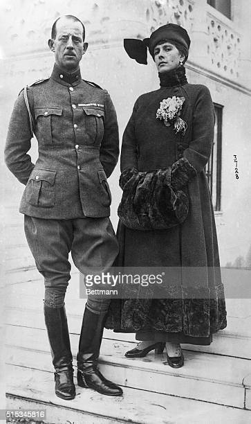 Prince Andrew and Princess Alice of Greece