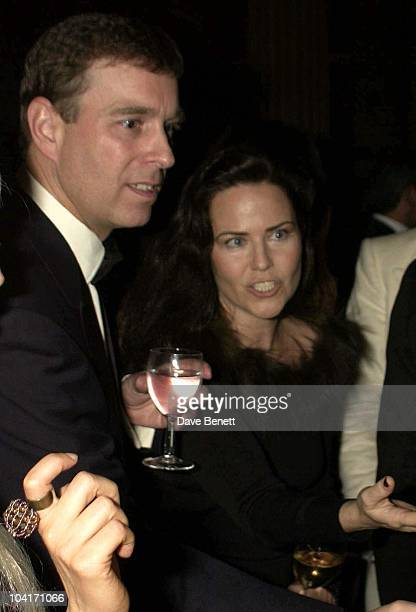 Prince Andrew Koo Stark Hong Kong Fanancier Andy Wong And His Wife Pattie Throw Their Annual Chinese New Year Party In Fancy Dress The Dress Code Was...