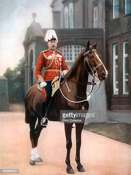 Prince Arthur Duke of Connaught and Strathearn late 19thearly 20th century Portrait of Prince Arthur a son of Queen Victoria