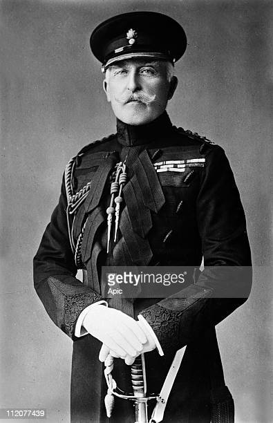 Prince Arthur duke of Connaught and Strathearn son of queenVictoria of England c 1900