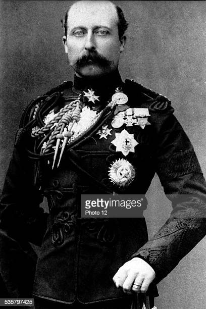 Prince Arthur of Great Britain and Ireland Duke of Connaught and Strathearn Count of Sussex Third son of Queen Victoria Married Princess Louise of...