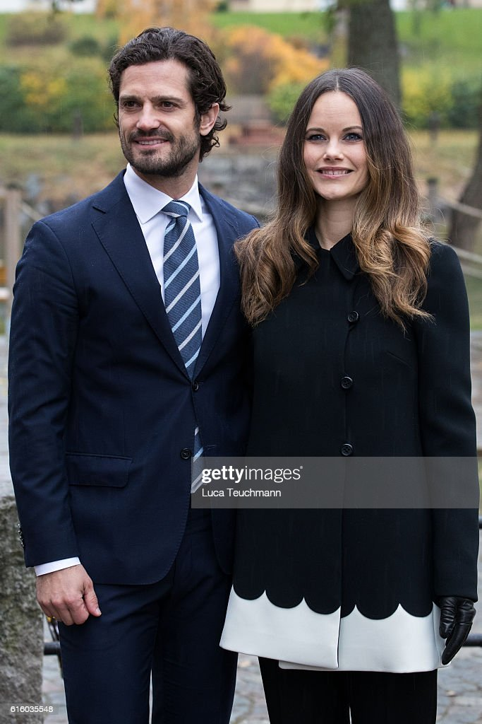 Prince Carl Philip And Princess Sofia Of Sweden Visit Varmland