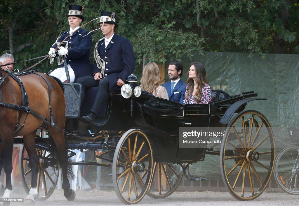 The Royal Week: July 09 - July 15