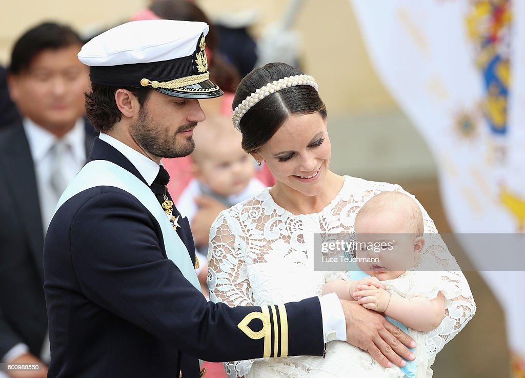 Christening of Prince Alexander of Sweden