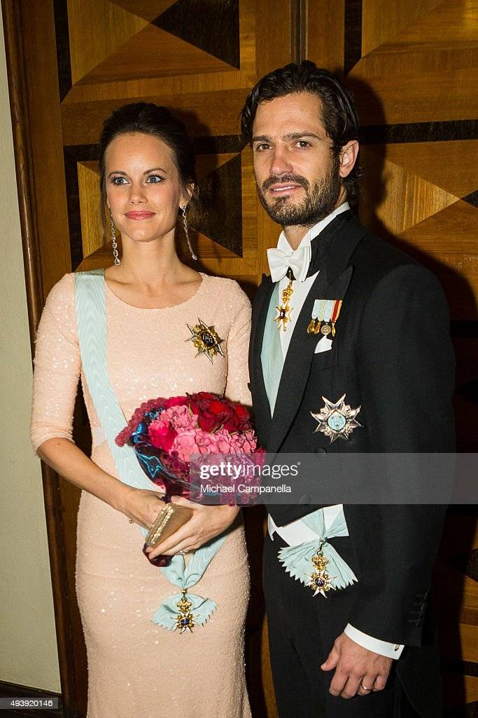 Swedish Royals attend The Royal Swedish Academy of Engineering Sciences' Formal Gathering