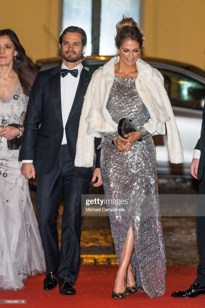 SWE: Swedish Royals Attend World Childhood Foundation's 20th Anniversary