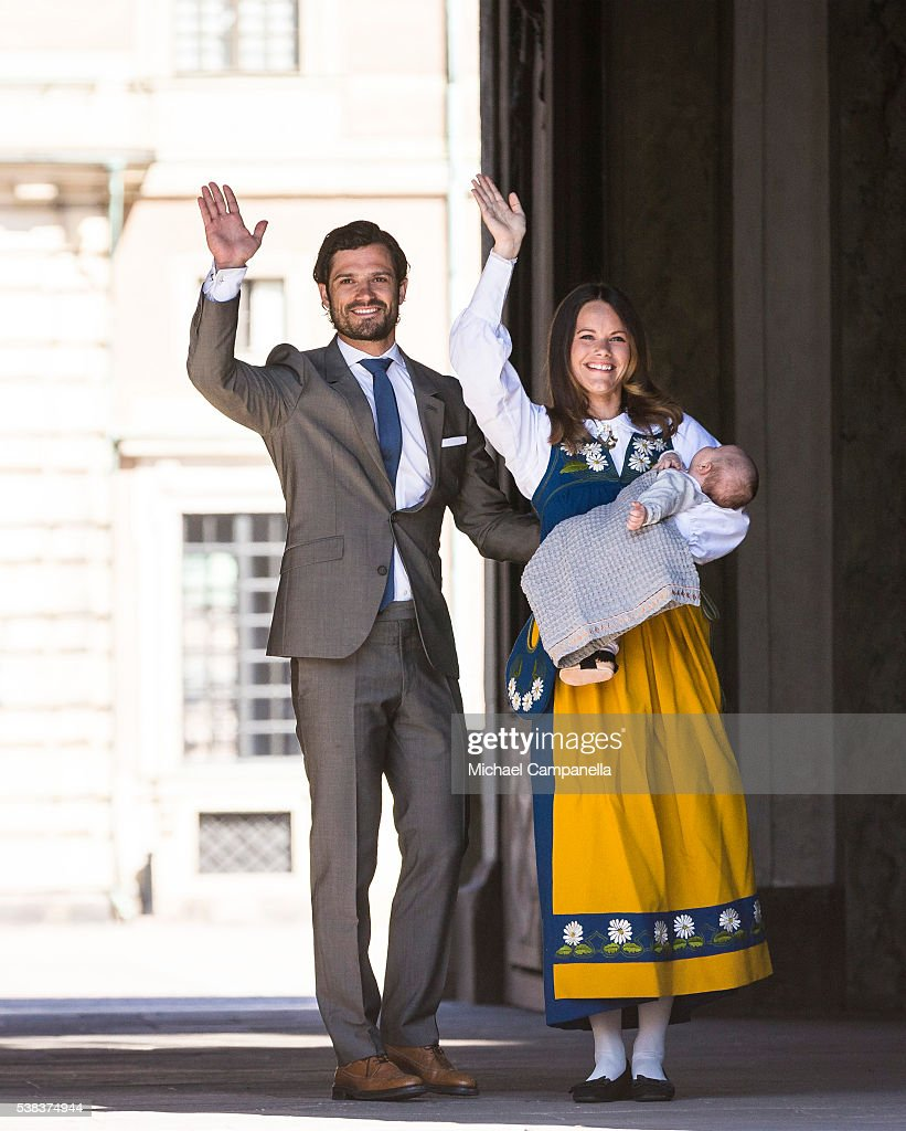 National Day Celebrations In Sweden 2016 : News Photo