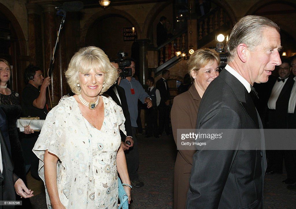 The Woman In White - Royal Gala Premiere : News Photo