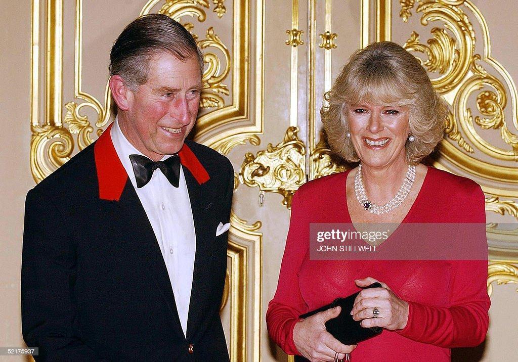Prince Charles and Camilla Parker Bowles : News Photo