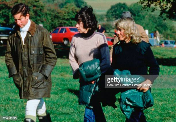 HRH Prince Charles and Camilla ParkerBowles are seen together in late 1979 before his marriage to Diana Clarence House has confirmed today that...