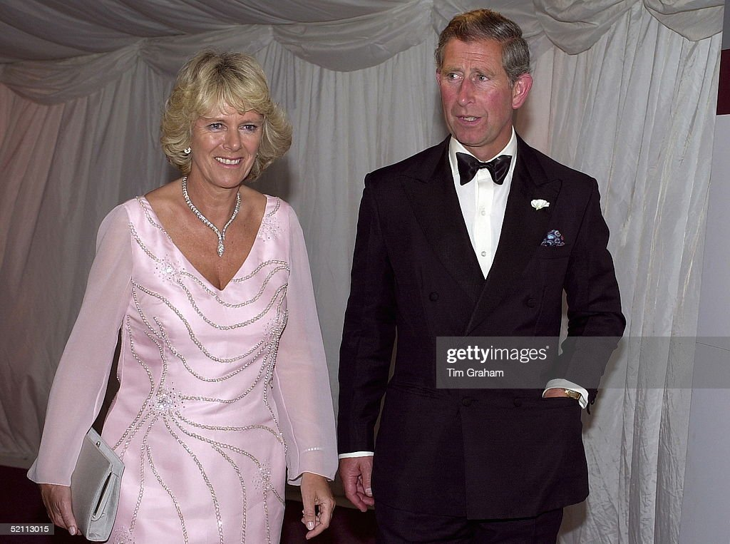 Camilla And Prince Charles : News Photo