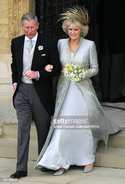 Prince Charles and Camilla ParkerBowles Duchess of Cornwall