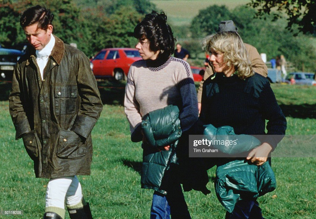 Charles And Camilla In 1979 - Special Fee Applies : News Photo