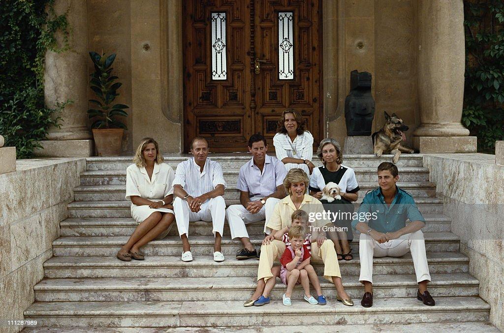 Royals In Spain : Fotografía de noticias