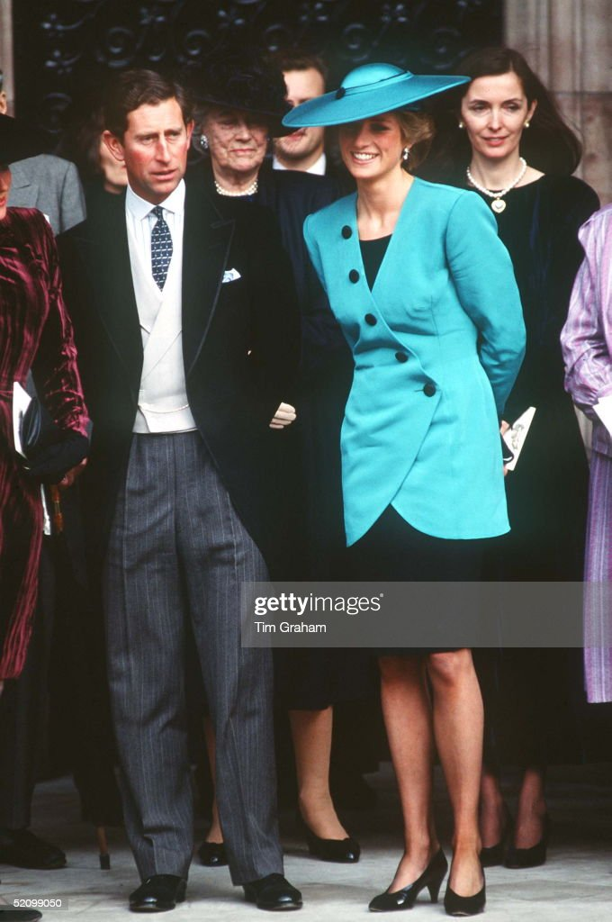Diana Charles Catherine Walker Pictures | Getty Images