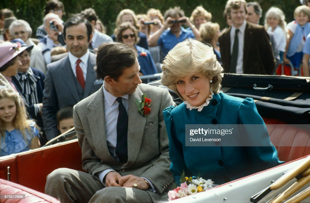 Princess Diana Archive - David Levenson : News Photo