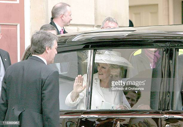 HRH Prince Charles and The Duchess Of Cornwall Camilla