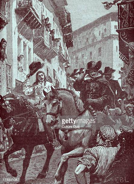Prince Charles arrives in Madrid 1623 Became King Charles I in 1625 19 November 1600 – 30 January 1649 Charles was in Spain to negotiate his marriage...