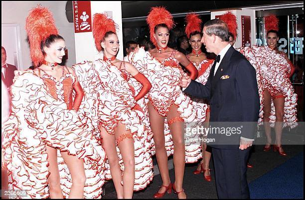 Prince Charles at the premiere of Moulin Rouge in London England 9/3/01 Photo by Dave Hogan/Mission Pictures/Getty Images