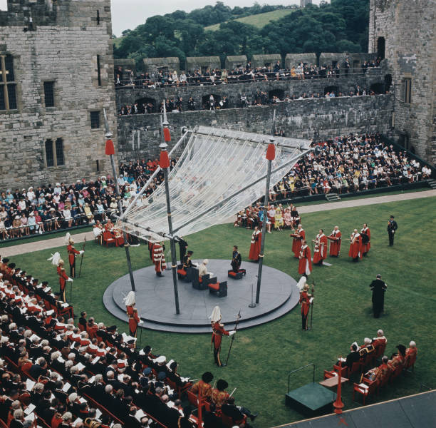 GBR: 1st July 1969 - Prince Charles Investiture As Prince Of Wales