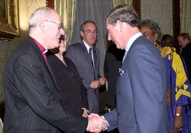 Image result for george carey and prince charles